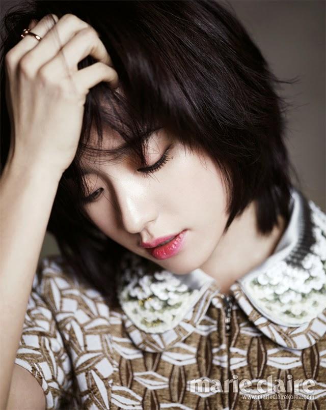 Han Hyo Joo - Marie Claire Magazine January Issue 2013