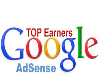 Top Highest Adsense Earners