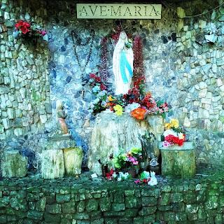 Gruta Nossa Senhora de Lourdes, Mata (RS)