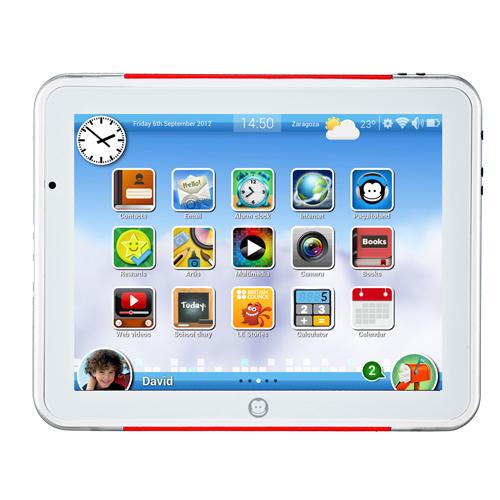 Pennyebook babbo natale porta tablet ai bambini - Babbo natale porta i regali ai bambini ...