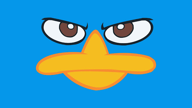 Phineas y Ferb Perry el Ornitorrinco
