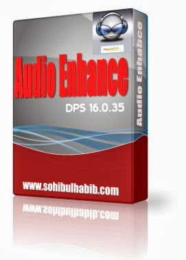 Audio Enhance DPS 16.0.35 box