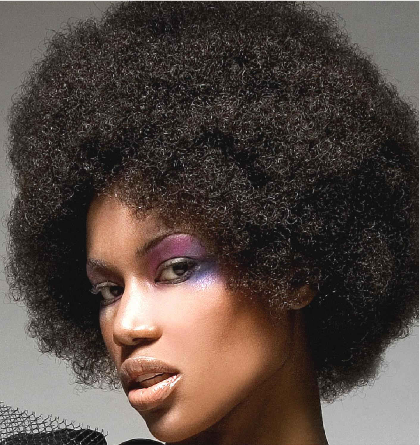 Black Women Natural Afro Hair