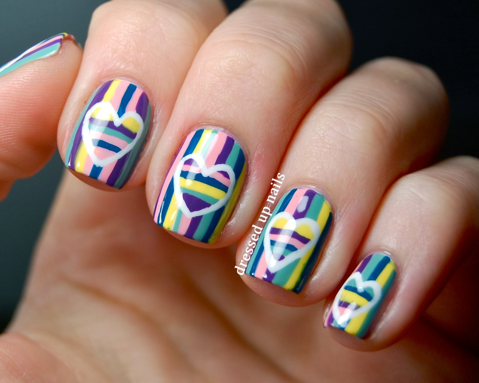 Nail Designs For Teenager ~ Spectacular nail art designs for teens
