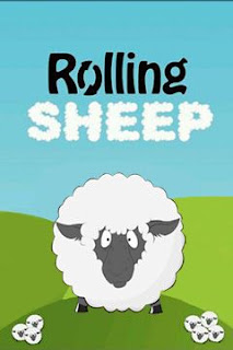 Screenshots of the Rolling sheep for Android tablet, phone.