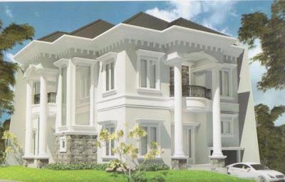 Rumah Klasik Modern