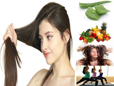 झड़ते बालों से बचने के लिए घरेलू नुस्खे और उपचार