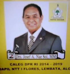 Drs. Josef A Nae Soi, MM