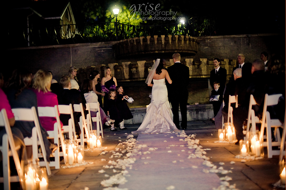 Four Leaf Events Five Romantic Ideas For Your Wedding