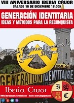 VIII Aniversario Iberia Cruor