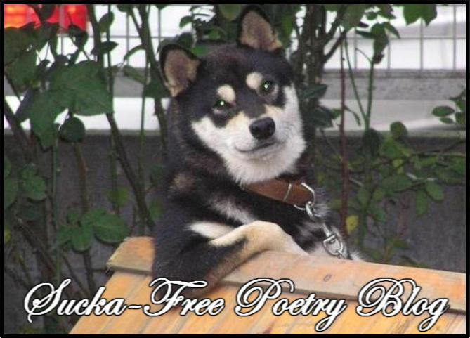 Sucka-Free Poetry Blog