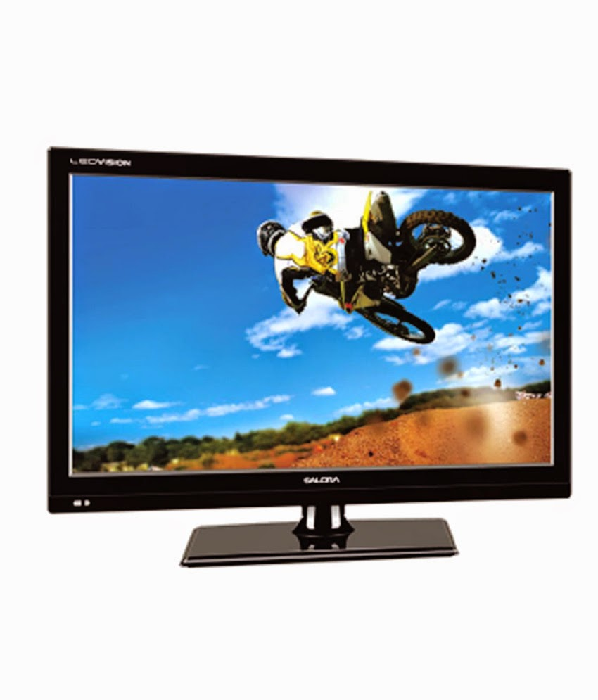 Buy Salora SLV-1601 40cms 16? LED TV at Rs.4990  only – Amazon