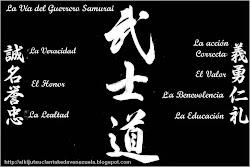 La Vía del Guerrero Samurai