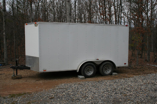 Appalachian Tours Utility Trailer In Search Of Good Home