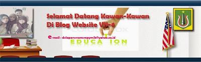 Website Delapan Enam SMP YMIK
