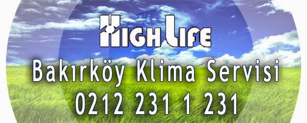 HighLife Bakırköy Klima Bakımı
