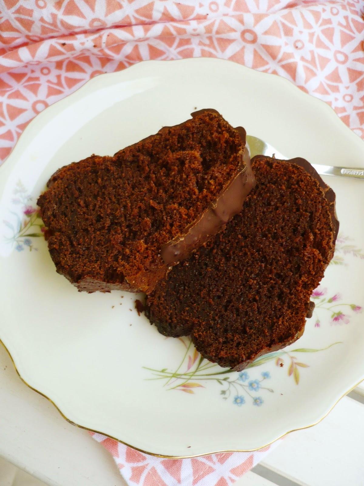 Küchenplausch | Bloggerrezept | Kakaokuchen