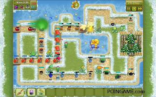 Garden Rescue Christmas Edition Game