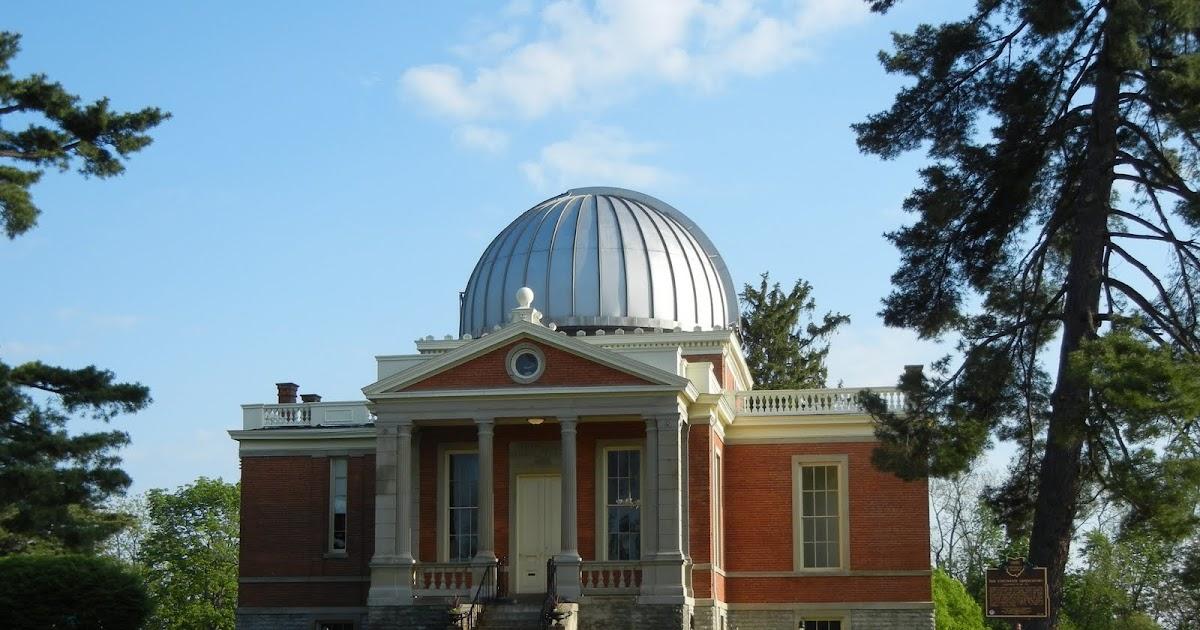queen city tour  cincinnati observatory