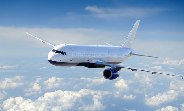 Vacaciones en avión