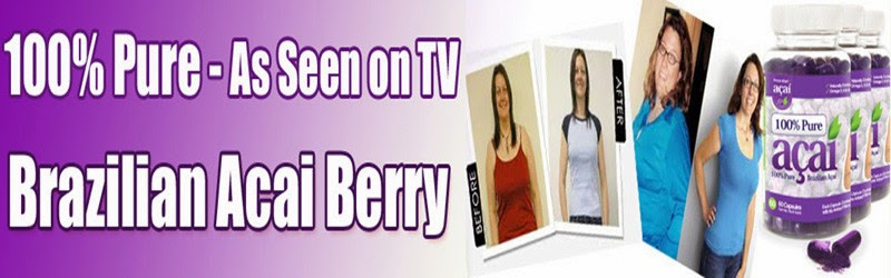 Pure Acai Berry | As Seen on TV