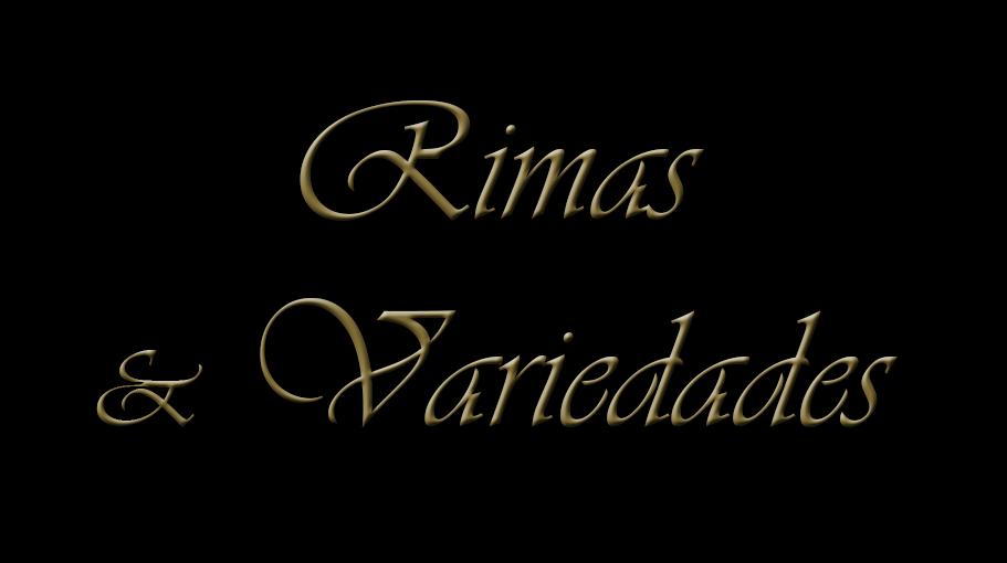Rimas & Variedades