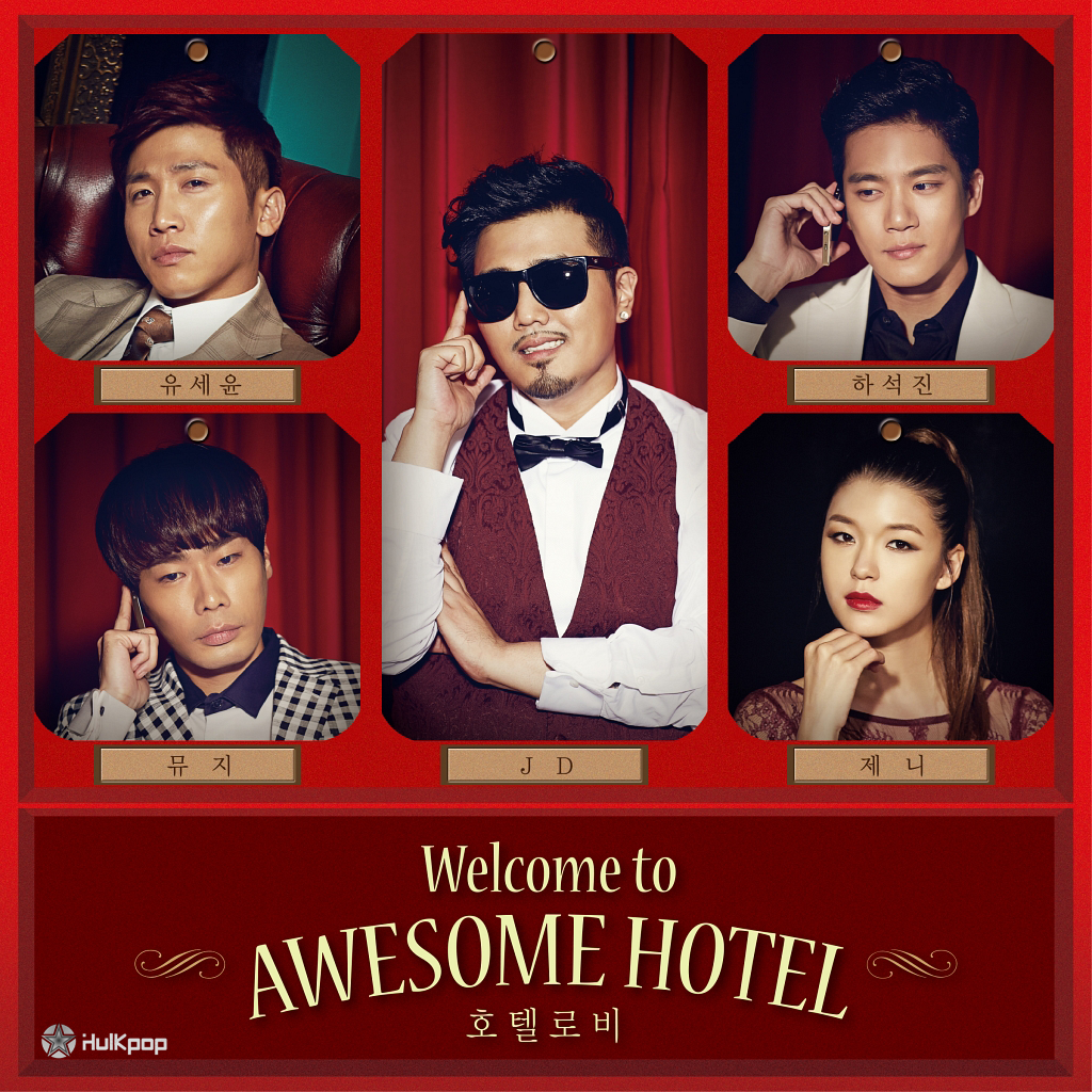[Single] JD – Welcome To Awesome Hote