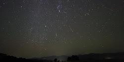 Hujan Meteor Pertama Tahun 2013