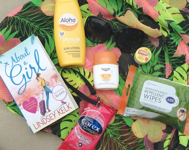 Beach/Poolside Essentials