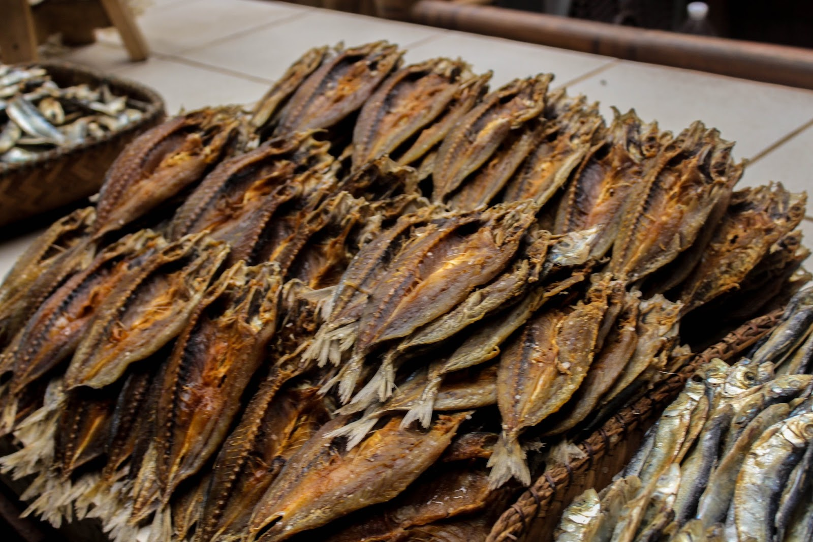 Baron the explorer estancia iloilo center of commerce for Dried fish philippines