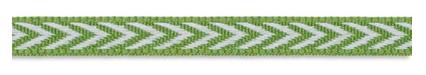 Topiary Mini Chevron Ribbon