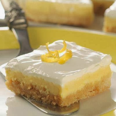 Now You Can Pin It!: Lemon Cheesecake Bars