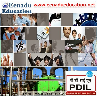 Engineers posts in PDIL