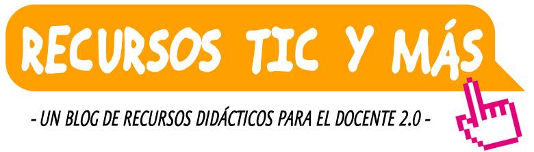 Un blog de RECURSOS DIDÁCTICOS para el DOCENTE 2.0