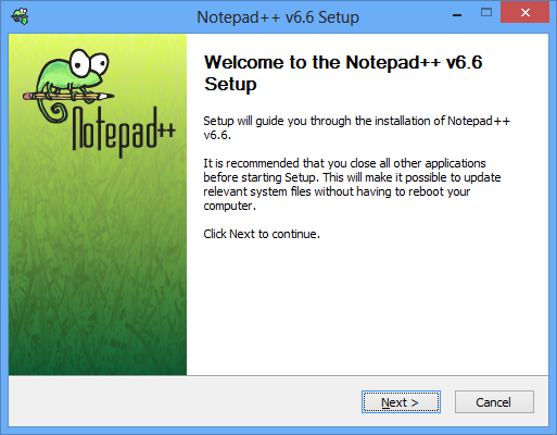 how to use notepad++ for html