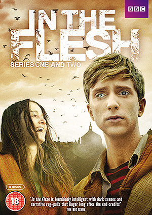 in the flesh dvd cover
