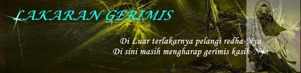 LAKARAN GERIMIS