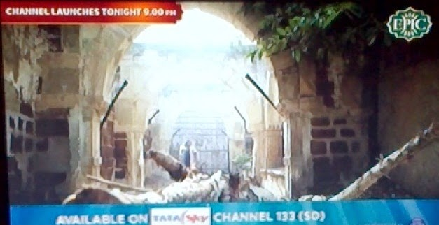 Epic Channel added on TATA Sky at Channel No.133 (SD)