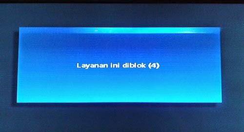 Layanan Indovision di blokir (4)
