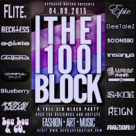 The 100 Block - Coming Soon!