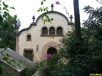 La Casa del Dr. Pla a l'antic Institut Ravetllat-Pla. Autor: Carlos Albacete