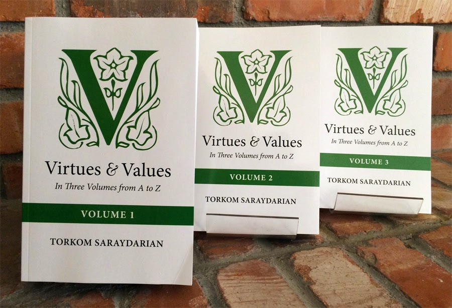 Book of the Week - Virtues & Values