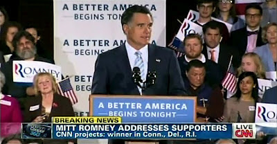 Mitt Romney speech Manchester, New Hampshire after winning the New York, Pennsylvania, Connecticut, Rhode Island and Delaware primaries 04/24/12 FULL VIDEO TEXT TRANSCRIPT
