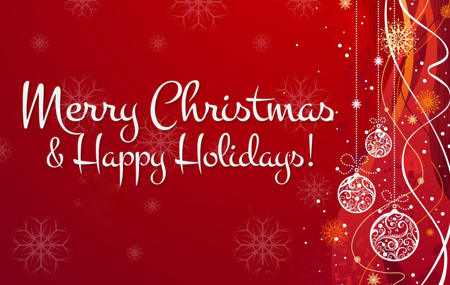 just a little note to wish all of my readers merry christmas happy holidays to you and your families whether you celebrate christmas hanukkah or