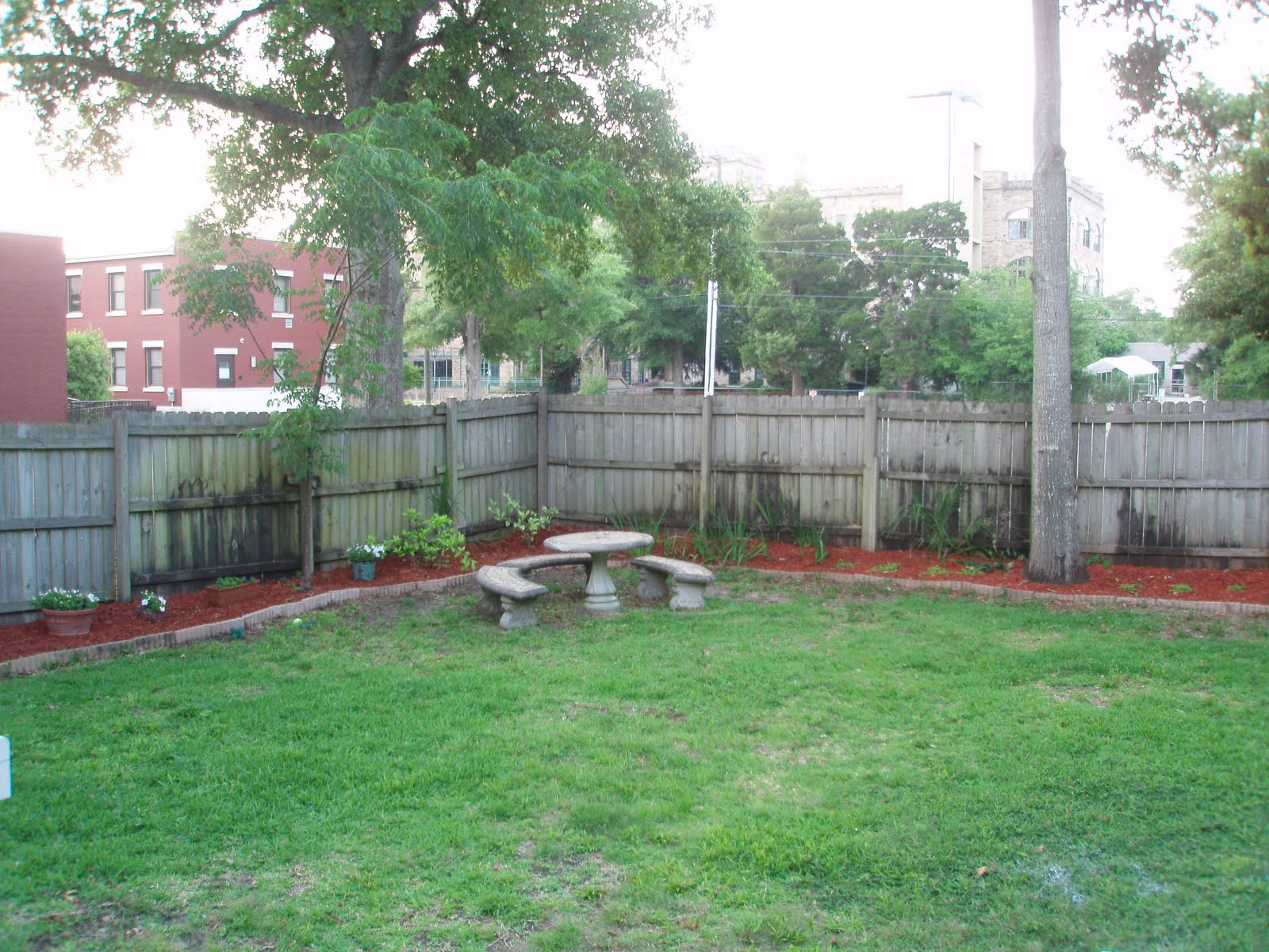 1222 east strong street large fenced backyard with deck