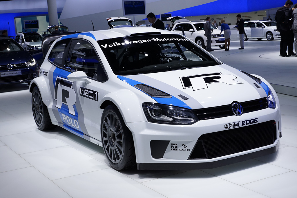 volkswagen polo r wrc concept road 2012 car barn sport. Black Bedroom Furniture Sets. Home Design Ideas