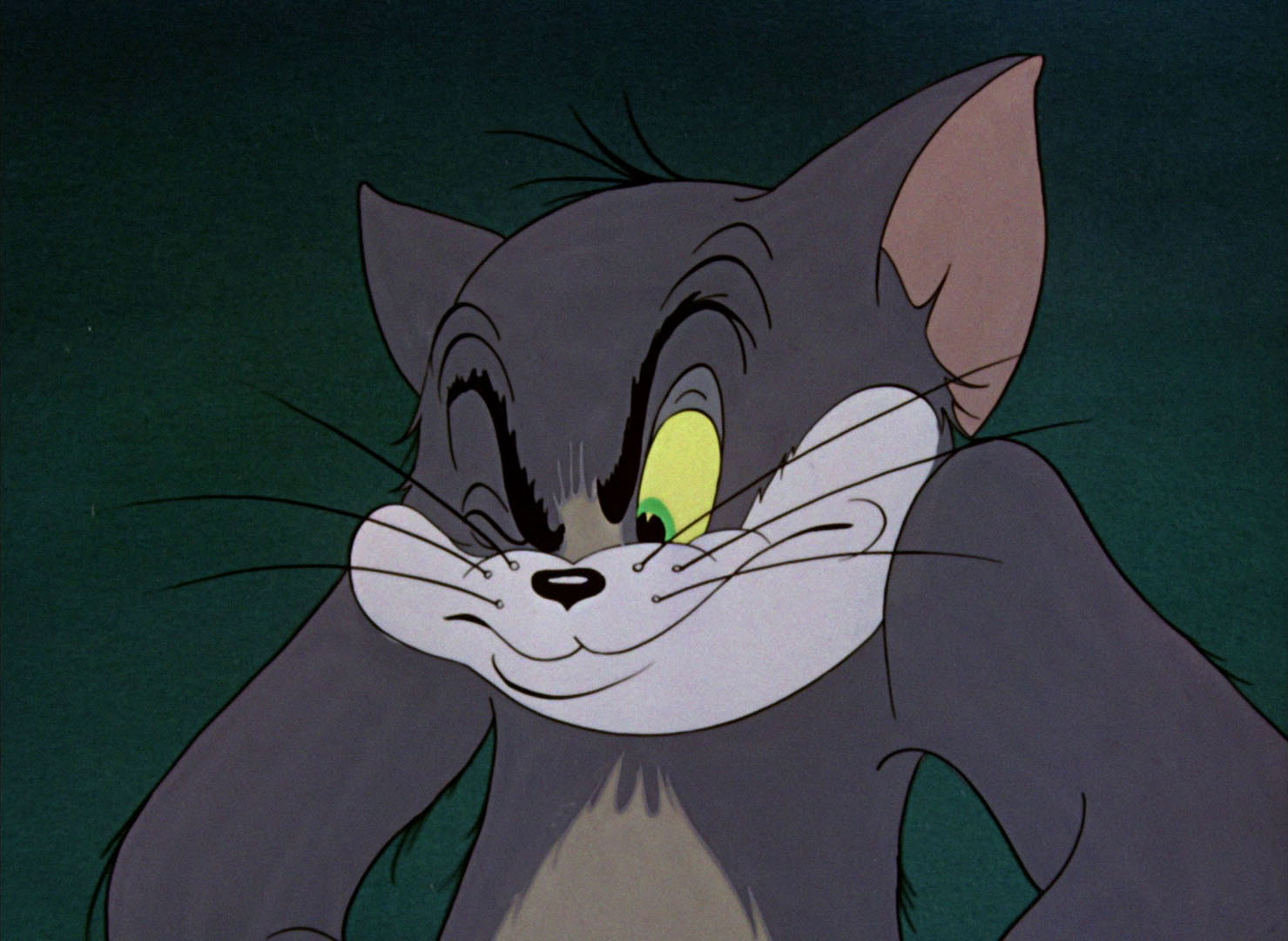 Tom And Jerry Fraidy Cat - 2018 Funny Cats