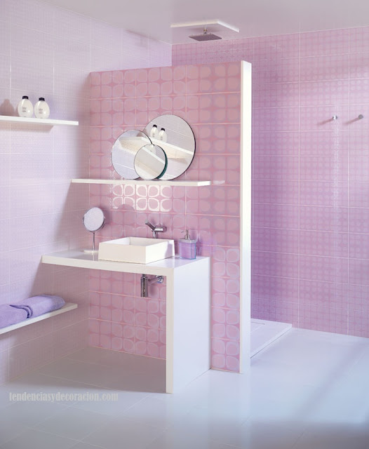 Accesorios De Baño Infantiles:20 formas de decorar baños infantiles divertidos