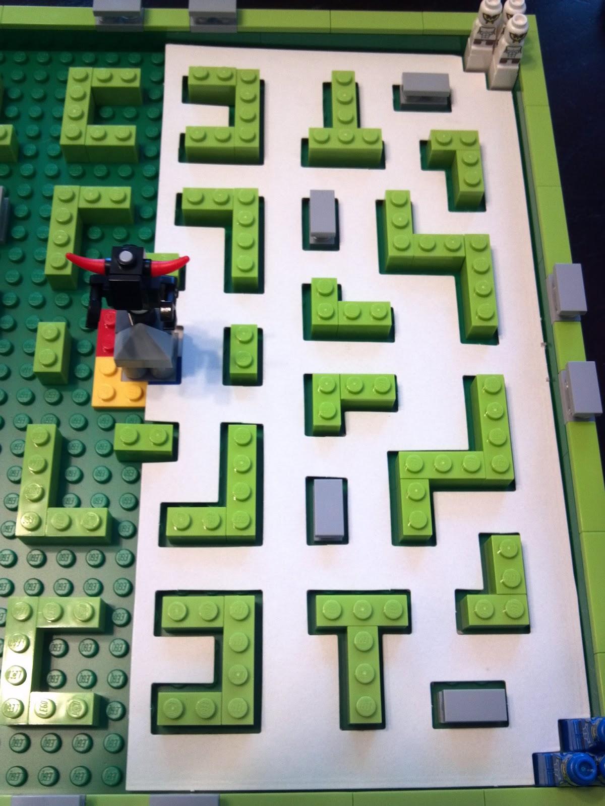 Minotaurus A Board Game A Day