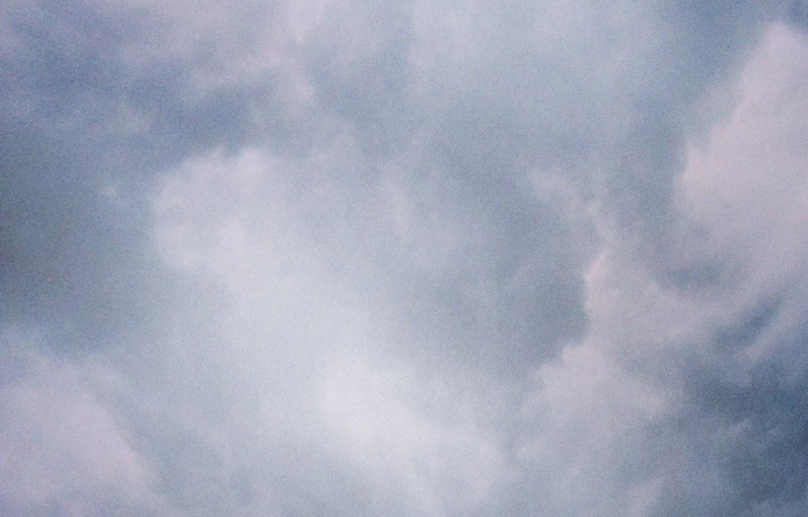 Moody looking sky